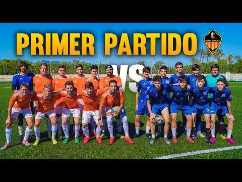 ¡PRIMER PARTIDO! CRAZY CREW FC