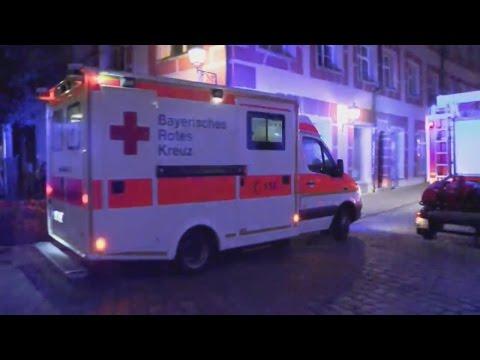 Γερμανία: Σύρος πρόσφυγας ο δράστης της έκρηξης στο Άνσμπαχ