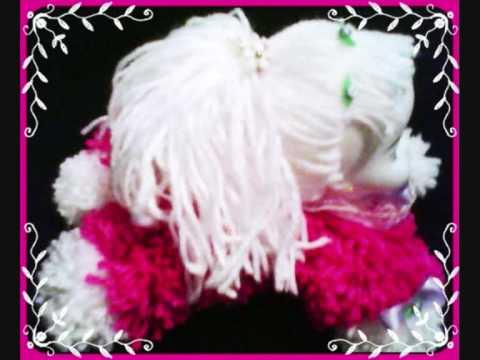 Bonecas de Lã