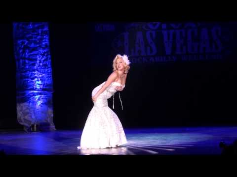 burlesque dance - Viva Las Vegas 16 March 30, 2013 The Orleans Casino Las Vegas.