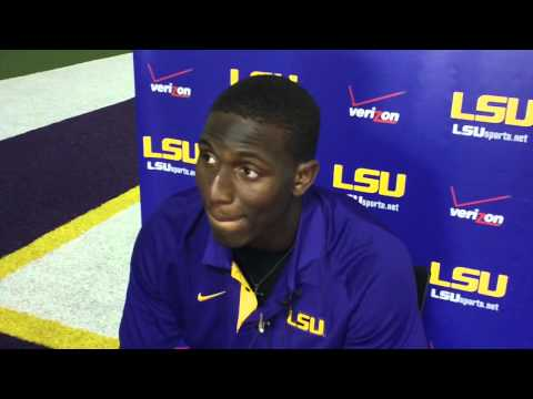 Alfred Blue Interview 9/12/2012 video.