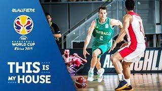 Australia v Iran - Highlights - FIBA Basketball World Cup 2019 - Asian Qualifiers