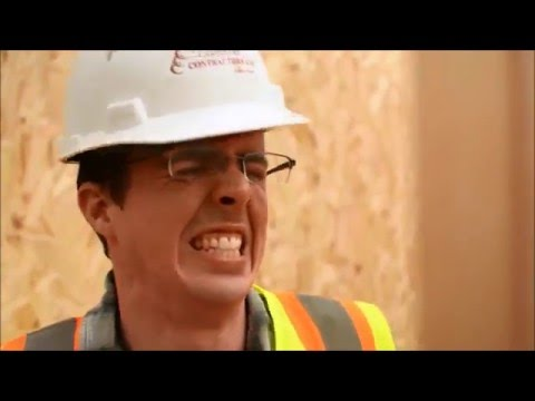 A Minnesota Construction Company made a video explaining the job. It's so funny, I want to buy a house from them!