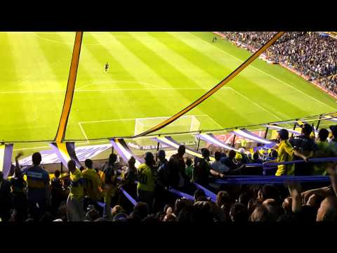 La 12 - Boca 0 San Lorenzo 1 (Matos) Hinchada - La 12 - Boca Juniors