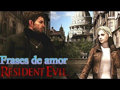 20 Frases de amor de Resident Evil