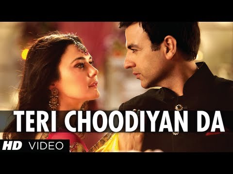 Preity - Teri Choodiyan Da Crazy Crazy Sound is a pure dance number which starts with the beats of 'dhol' and has Punjabi lyrics by Kumaar Song: Teri Choodiyan Da Cra...