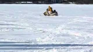 7. 2007 Ski-Doo Blizzard / Bombardier Snow Mobile