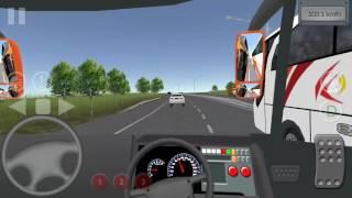 Bus Simulator Indonesia - Subur Jaya a.k.a Star Wars (Orange) | Parwis Juga Jago Ngeblong!!! 🚌💨