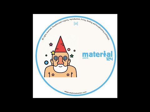 Anotr - What Time Is It (MATERIAL124)