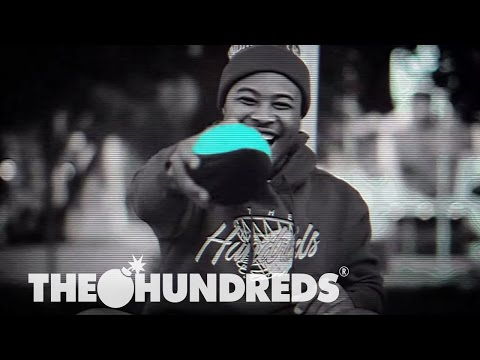 The Hundreds x Nerf Turbo Football