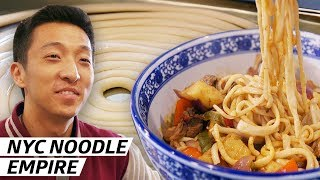 The Hand-Ripped Noodle Empire That Took Over NYC — Handmade by Eater