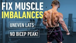 Video Have UNEVEN Lats, Pecs or Biceps? Watch This. (How to Fix Muscle Imbalances) MP3, 3GP, MP4, WEBM, AVI, FLV Desember 2018