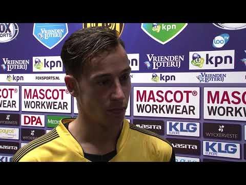 Mario Engels na Roda JC - NAC Breda