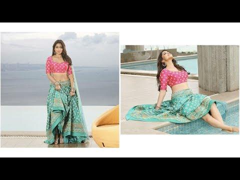 Actress Shriya Saran Latest Photos February 2018