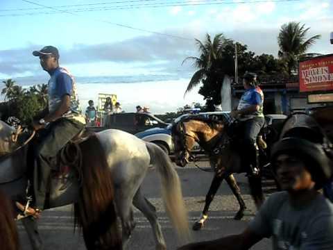 Cavalgada do boinha em canavieiras