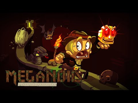 Meganoid 2 Trailer