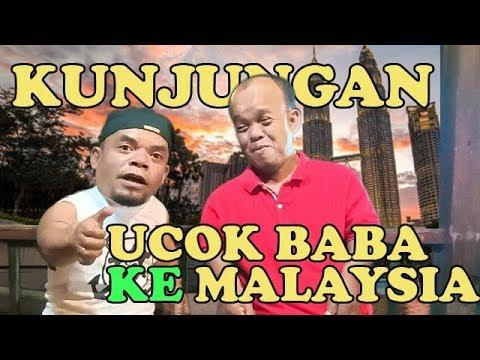Ucok Baba Kunjungi Orang mini di Malaysia