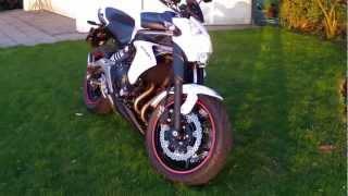 10. Kawasaki ER-6n 2012