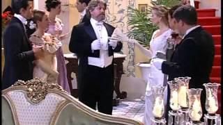 Aurélia toca piano a pedido de Ana. Aurélia ajuda Pedrinho a se aproximar de Ana. Pedrinho e Ana se beijam escondidos. Torquato beija Adelaide.