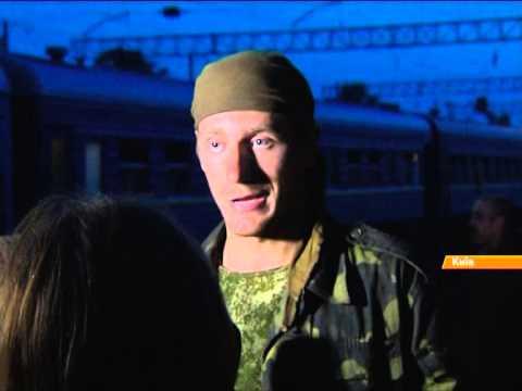 72 бригада вернулась из России