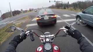 7. 2012 Harley Davidson Street Bob