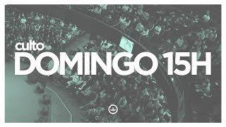 02/07/2017 - CULTO TARDE RHEMA
