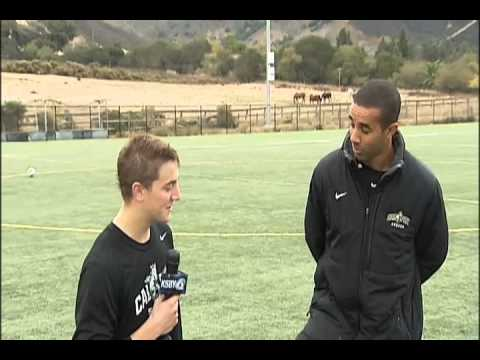 Chris Bernardi Interviews the 2012 Cal Poly Men's Soccer Team
