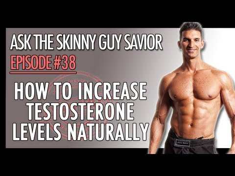 VinceDelMonte - How to increase your testosterone levels naturally so that you can build muscle quicker, lose fat faster and without having to rely on expensive hormone repl...