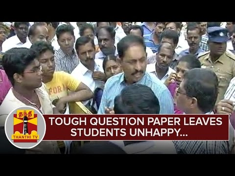 First-Phase-of-NEET-Exam-held--Tough-Question-Paper-leaves-Students-Unhappy