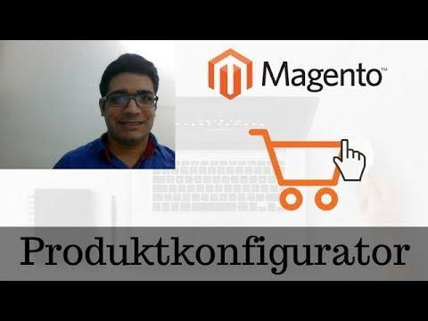 Magento Produktkonfigurator programmieren lassen: 5 T ...
