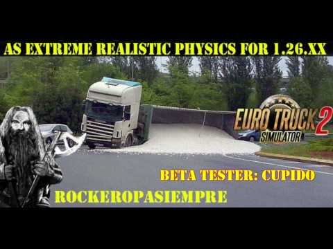 As Extreme realist physics 1.27