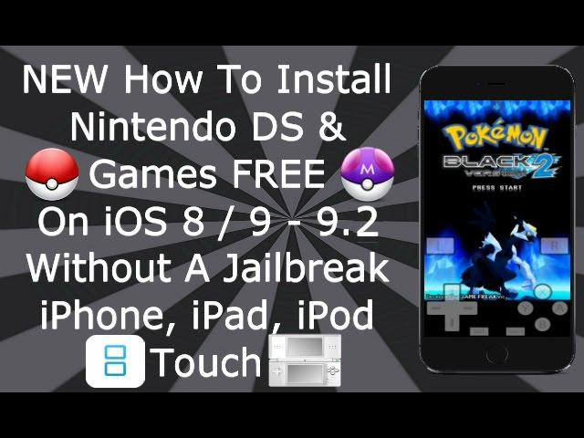 how to play nintendo games on iphone ios 10