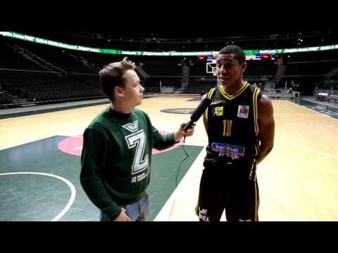 ANGT Kaunas Interview: Jeferson Hiller, Porsche Basketball Academy Ludwigsburg