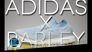 Hey Guys! Here is a detailed look and review of the recently released adidas X Parley UltraBoost Uncaged. Find the adidas UltraBoost Uncaged X Parley at Eastbay: http://click.linksynergy.com/fs-bin/click?id=je6NUbpObpQ&offerid=359403.10002049&type=3&subid=0 Thanks for watching!!! Music Provided By: https://bit.ly/1dDCW4Phttp://www.WearTesters.comWearTesters Shop: http://bit.ly/1qkfTNLTwitter: https://twitter.com/nightwing2303Facebook: https://www.facebook.com/pages/Nightw... Instagram: http://instagram.com/nightwing2303