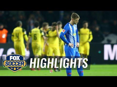 90 in 90: Hertha BSC Berlin vs. Borussia Dortmund | 2019 Bundesliga Highlights - Thời lượng: 2:48.