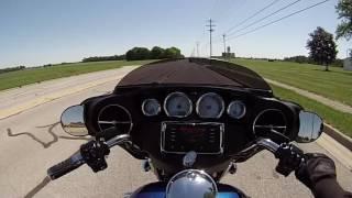 10. 2015 Harley Street Glide Standard Test Ride Review