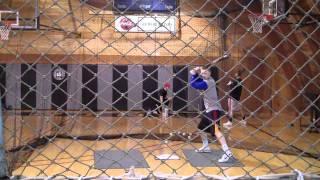 Bridgton Baseball Drills - Front Toss