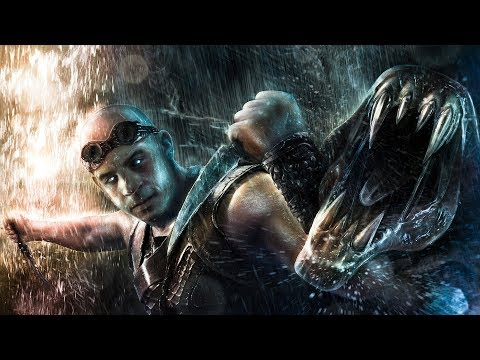 The Chronicles of Riddick : Escape From Butcher Bay - DLC Update Full All Cinematic Cutscene Movie