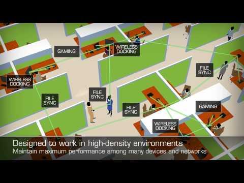 7Gbps WiGig standard for Wi-Fi