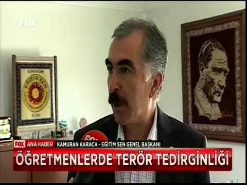 FoxTV 10 09 2015 Ana Haber Bülteni