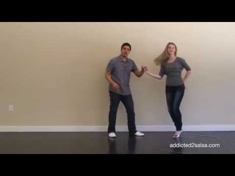 Simple Cola Spin for National Dance Day 2012