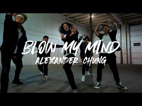 Blow My Mind - Alexander Chung - Chris brown & DaVido