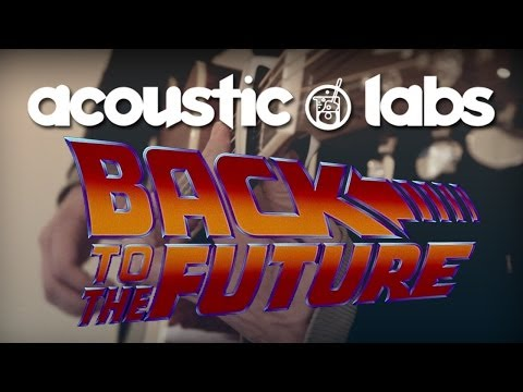 Of the back to the future theme song is awesome average nobodies