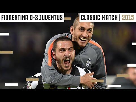 fiorentina - juventus 0-3 i gol di matri, pereyra, bonucci (7-4-2015)