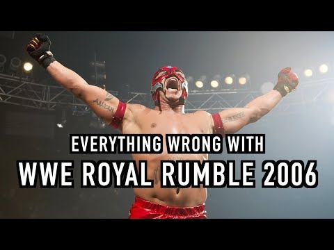 Episode #404: Everything Wrong With WWE Royal Rumble 2006