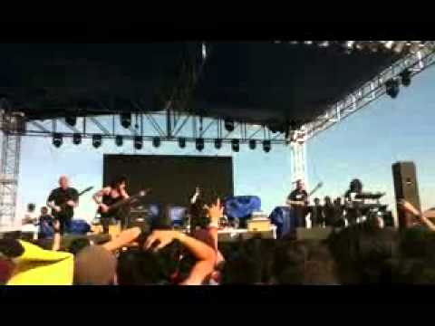 Born of Osiris- Follow The Signs (Live @NSNFESTIVAL 2012)
