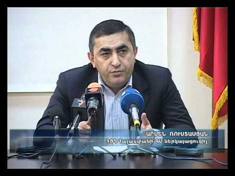 Armenia in Societal Crisis, Warns ARF's Rustamian