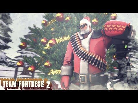 TF2: Возвращение Санта-Хэви!