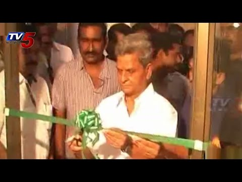 Vijaya Lakshmi Cable Vision Launched at Bhimavaram : TV5 News