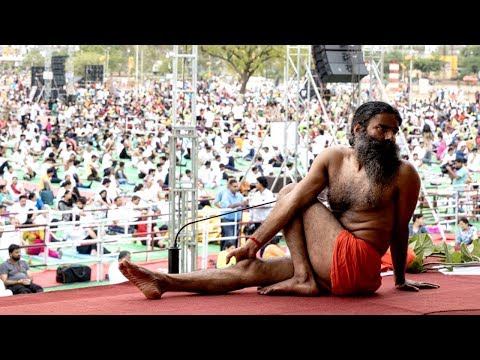 4th International Yoga Day, Kota, Rajasthan (Part 3)